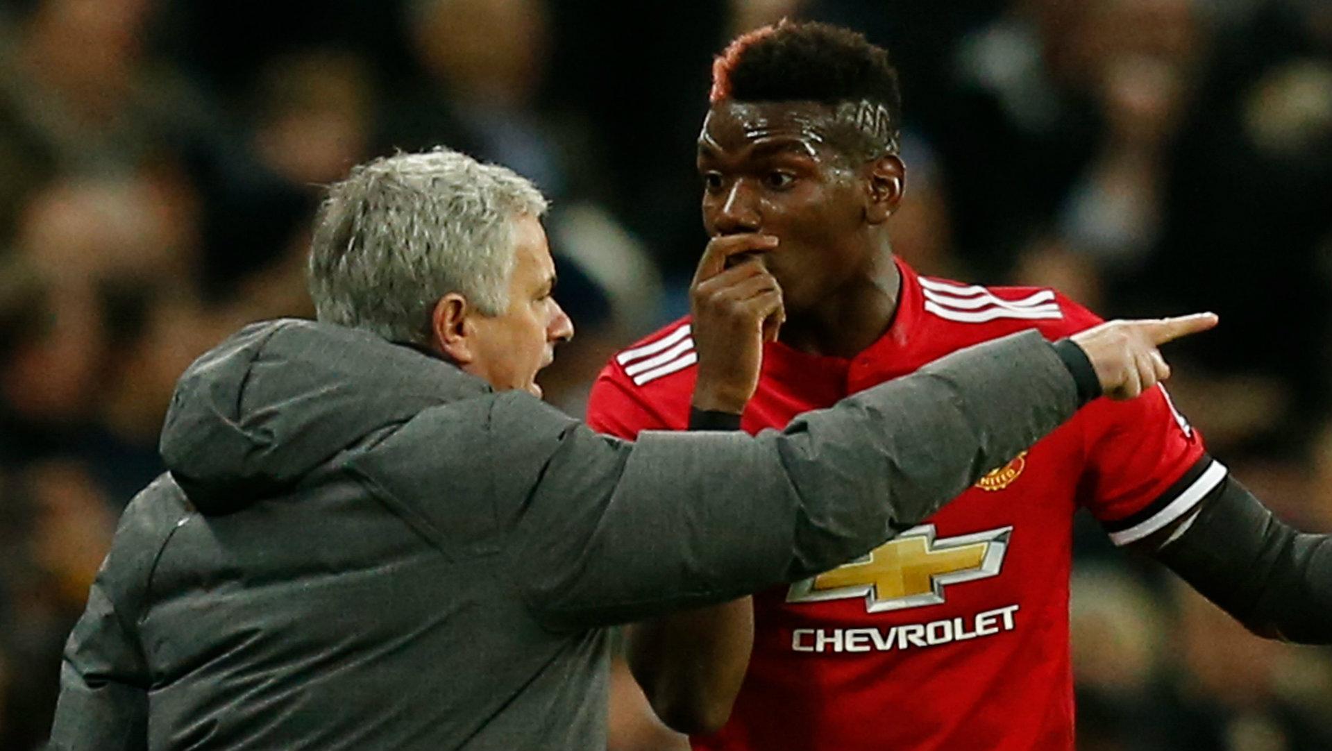 Bảo vệ Mourinho, lãnh đạo MU dằn mặt Paul Pogba
