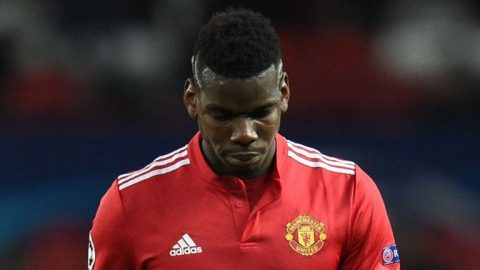 HLV tuyển Pháp: Paul Pogba không thể hạnh phúc nếu chơi bóng ở Manchester United