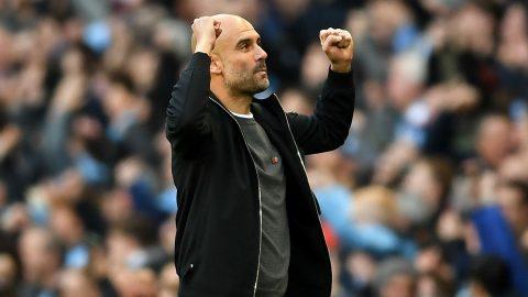 Guardiola tuyên bố Premier League vẫn là ưu tiên số 1 của Man City