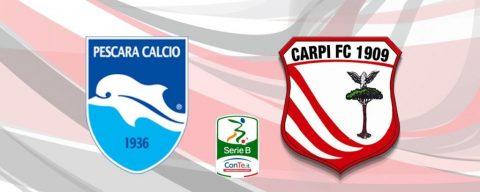 Nhận định Pescara vs Carpi, 00h00 ngày 14/3: Món nợ khó đòi