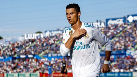 Vượt Messi, Ronaldo ghi nhiều bàn thứ hai tại châu Âu