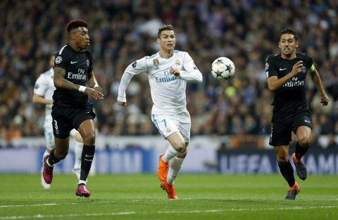 """Chờ màn """"leo núi"""" của PSG tại lượt về vòng 1/8 Champions League"""