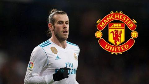Gareth Bale có đem đến sự nâng cấp cho hành lang phải M.U?