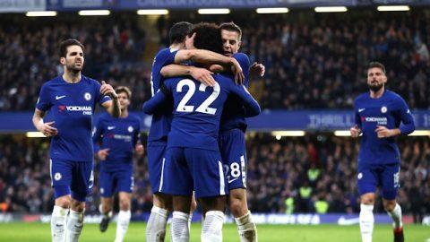 Đánh bại Crystal Palace, The Blues lấy lại tự tin