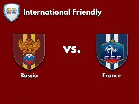 """Nhận định Nga vs Pháp 22h50, 27/03: """"Gà trống"""" làm khổ """"Gấu Nga"""""""