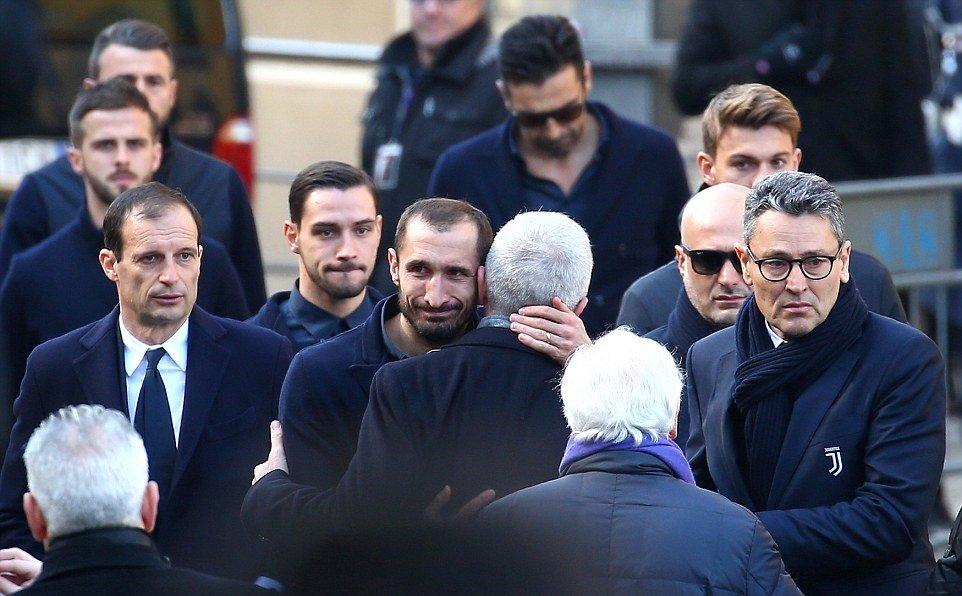 Juventus cùng cả nước Ý khóc thương cho Davide Astori