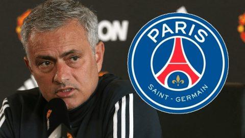 M.U coi chừng: Sểnh Mourinho ra, PSG sẽ lấy mất!