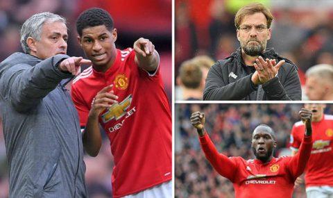 4 cái tên làm nên chiến thắng của Man Utd trước Liverpool