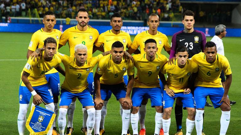 Xếp hạng các đội tuyển tham dự World Cup 2018