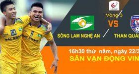 Nhận định SLNA vs Than Quảng Ninh, 16h30 ngày 22/3: Sẽ có bất ngờ