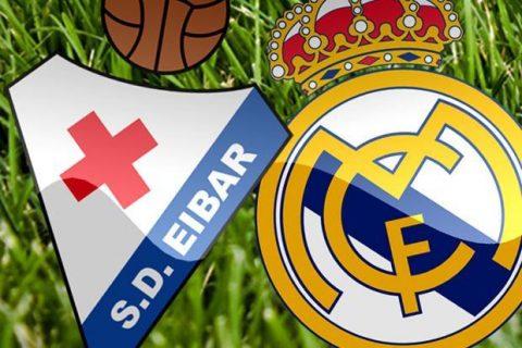 """Nhận định Eibar vs Real Madrid, 19h00 ngày 10/03: Cảnh giác với """"Kền kền"""""""
