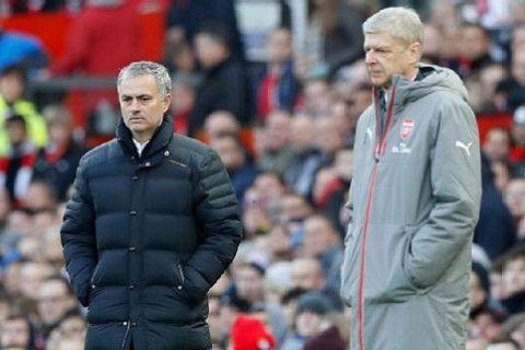 Bạc nhược rời Champions League, Mourinho được Wenger bảo vệ