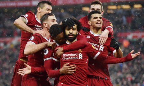 Mohamed Salah đoạt giải thưởng Cầu thủ hay nhất tháng Hai