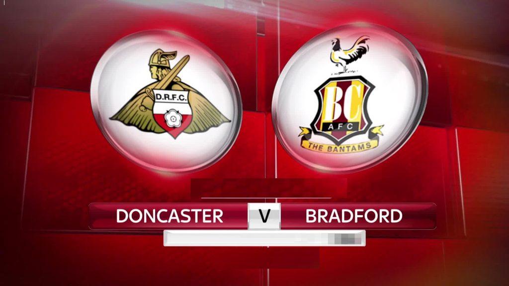 Nhận định Doncaster vs Bradford, 02h45 ngày 20/3: Quyết tâm dâng cao