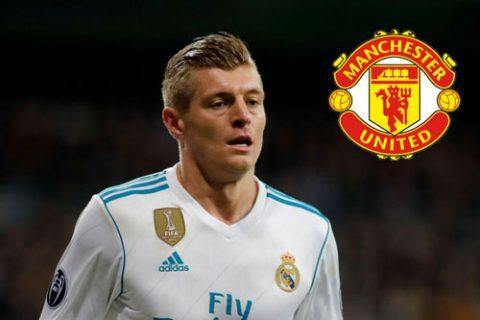 HLV Mourinho hạ quyết tâm chiêu mộ Kroos thay Pogba