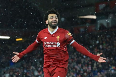 Bàn thắng tiếp theo của Salah trị giá 100 triệu bảng