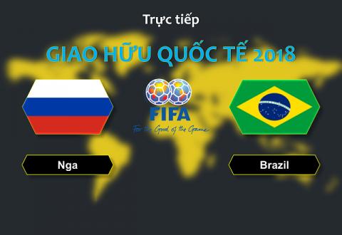Nhận định Nga vs Brazil, 23h00 ngày 23/03: Samba trên sân băng