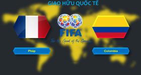 Nhận định Pháp vs Colombia, 3h00 ngày 24/03: Thử lửa đội hình