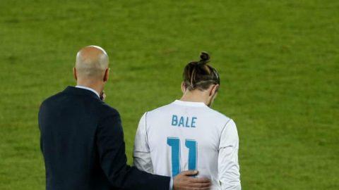 Bale Benzema vẫn có được niềm tin từ Zinadine Zidane