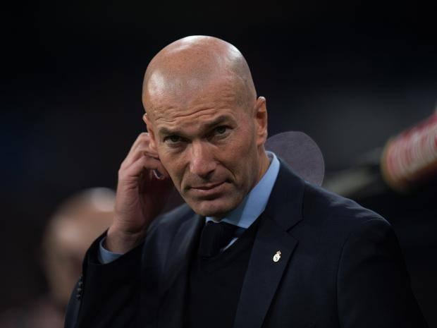 Zidane bất ngờ tuyên bố tương lai