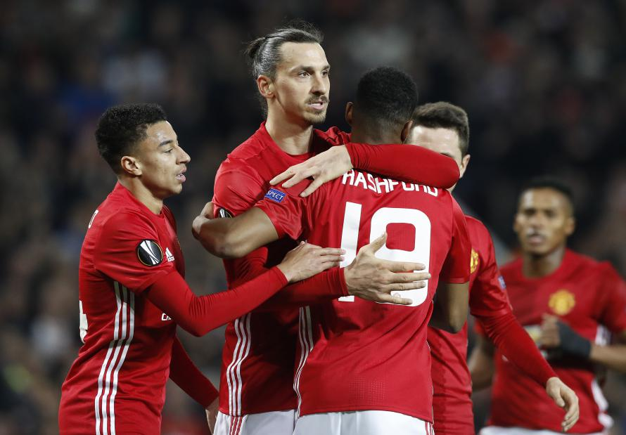 Dàn sao Manchester United lưu luyến nói lời chia tay Ibra