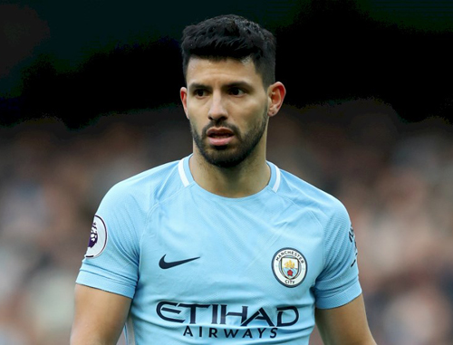 Man City - Aguero