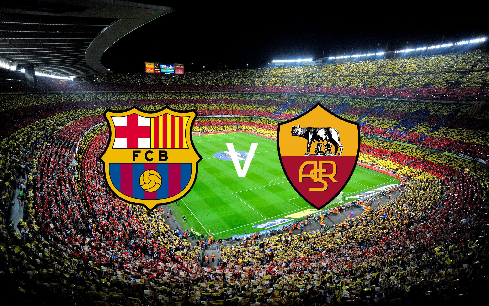 Nhận định Barcelona vs AS Roma, 1h45 ngày 05/04: Gã khổng lồ thị uy sức mạnh