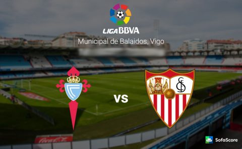 Nhận định Celta Vigo vs Sevilla, 21h15 ngày 07/04: Chung nỗi buồn