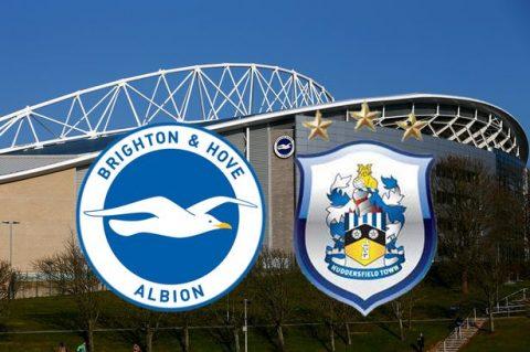 Nhận định Brighton vs Huddersfield, 21h00 ngày 7/4: Ba điểm để trụ hạng
