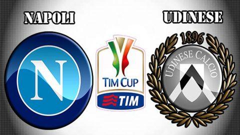 Nhận định Napoli vs Udinese 01h45, 19/04: San Paolo rực lửa
