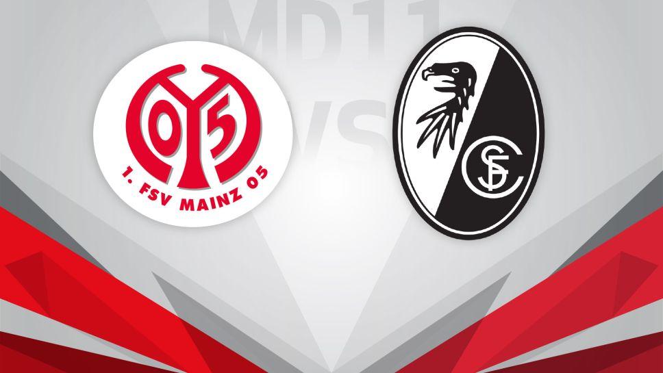 Nhận định Mainz vs Freiburg 01h30, 17/04: Chung một mục tiêu