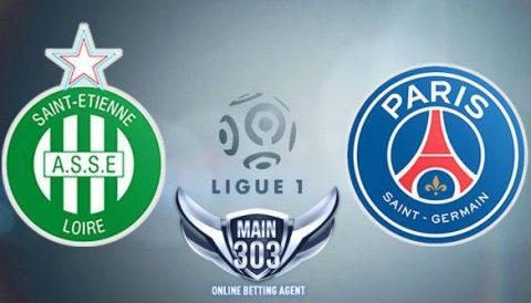 Nhận định St Etienne vs PSG 01h45, 07/04: Đếm ngày lên ngôi