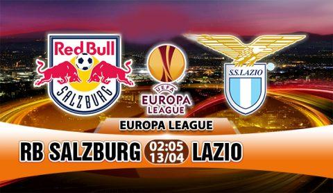 Nhận định RB Salzburg vs Lazio, 02h05 ngày 13/4: Quyết tâm dâng cao