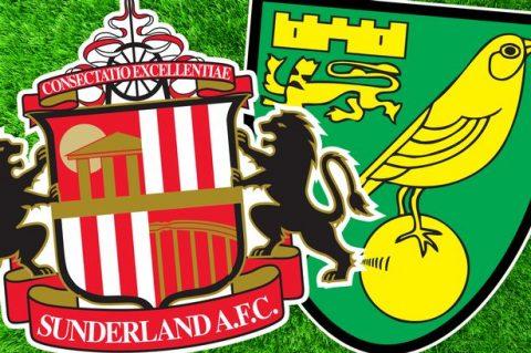 """Nhận định Sunderland vs Norwich, 01h45: """"Mèo đen"""" lên đồng"""
