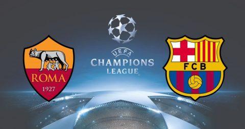 Nhận định AS Roma vs Barcelona, 01h45 ngày 11/4: Ngẩng cao đầu rời cuộc chơi
