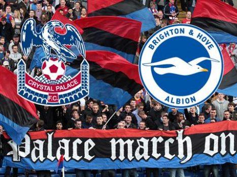 Nhận định Crystal Palace vs Brighton, 21h00 ngày 14/04: Hơi nóng phả vào gáy