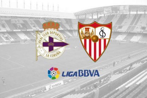 Nhận định Deportivo La Coruna vs Sevilla, 0h30 ngày 18/04: Lấy lại niềm tin của CĐV