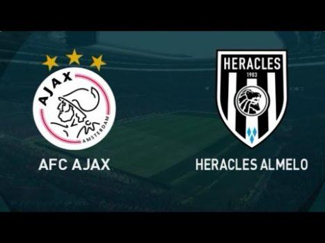 Nhận định Ajax vs Heracles, 21h45 ngày 08/04: Bám đuổi kình địch