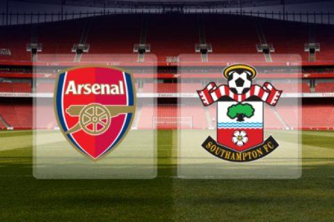 Nhận định Arsenal vs Southampton, 20h15 ngày 08/04: Pháo nổ vang trời?