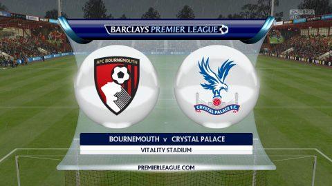 Nhận định Bournemouth vs Crystal Palace, 21h00 ngày 7/4: Níu kéo Premier League