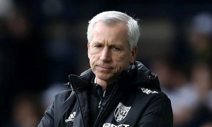 CHÍNH THỨC: West Brom sa thải Alan Pardew