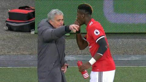 NÓNG: Pogba lên tiếng về hiềm khích với Mourinho