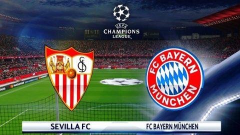 Nhận định Sevilla vs Bayern Munich 01h45, 04/04: Hùm xám giương oai