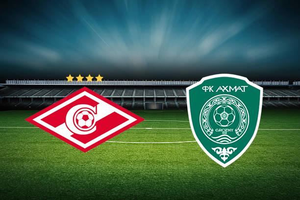 Nhận định Spartak Moscow vs Akhmat Grozny, 23h30 ngày 23/4: Hụt hơi