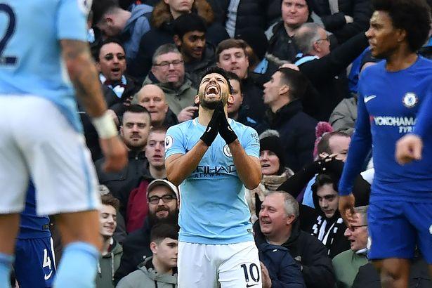 NÓNG: Aguero có thể sẽ làm khán giả của đại chiến Liverpool – Man City