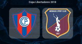 Nhận định Cerro Porteno vs Monagas, 05h15 ngày 24/5: Đánh chiếm ngôi đầu
