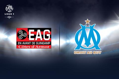 Nhận định Guingamp vs Olympique Marseille, 1h45 ngày 12/05: Tiến vào Top 3