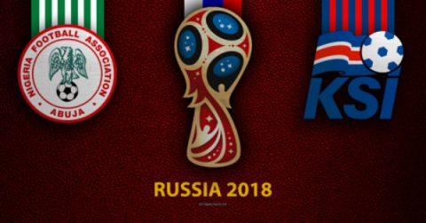 Nhận định Nigeria vs Iceland, 22h00 ngày 22/06: Đại bàng sập bẫy
