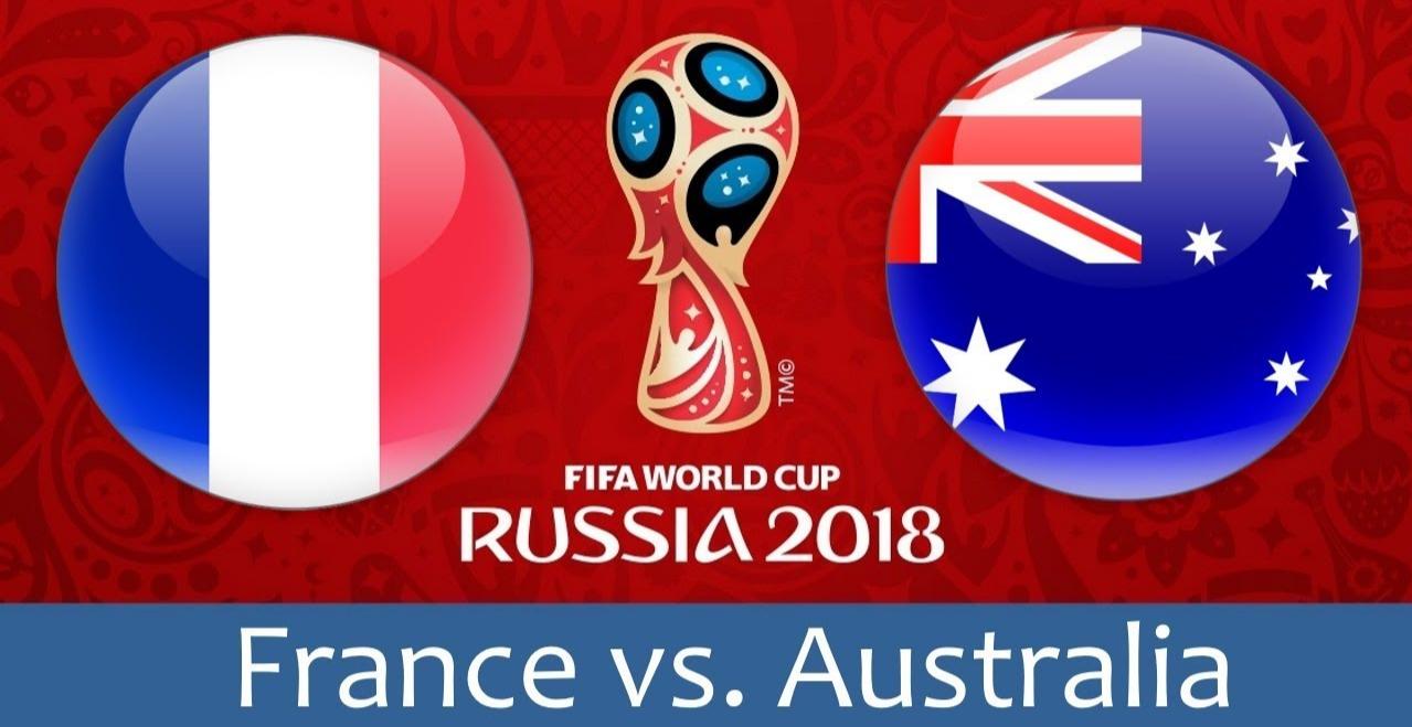Nhận định Pháp vs Australia, 17h00 ngày 16/06: Bảng C