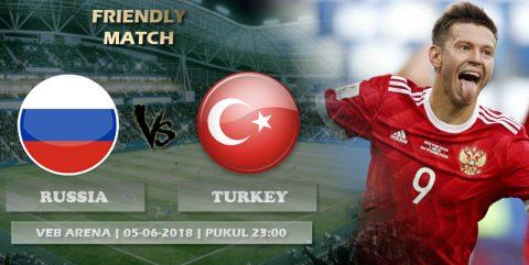Nhận định Nga vs Thổ Nhĩ Kỳ, 23h00 ngày 05/6: Cần một sức bật